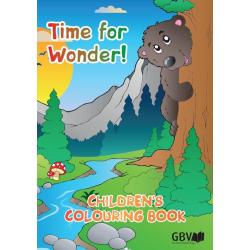 Engels, Kinderkleurboek, Wát een wonder!