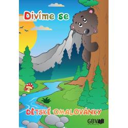 Tsjechisch, Kinderkleurboek, Tijd voor wonderen!