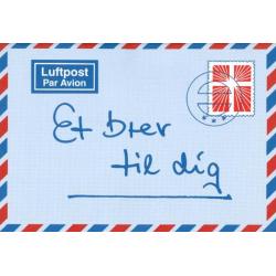 Deens, Brochure, Een brief voor jou!