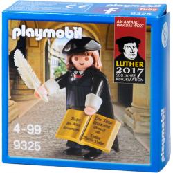 Playmobil figuur Maarten Luther