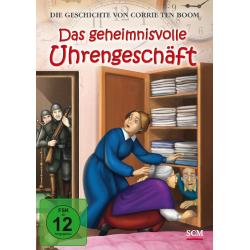 Duits - Engelse Kinder Video-DVD, Het verhaal van Corrie ten Boom