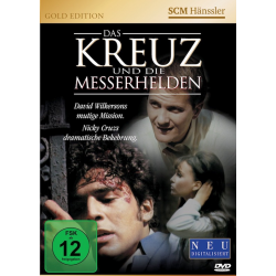 DVD, Het kruis in de asfaltjungle, David Wilkerson, Meertalig
