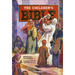Engels, Kinderbijbel, Anne de Graaf/José Pérez Montero