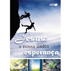 Portugees, Brochure, Jezus - onze enige kans, M. Paul