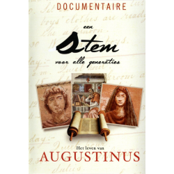 DVD, Engels-Nederlands, Het leven van Augustinus