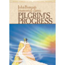 DVD, De christenreis, John Bunyan, Meertalig