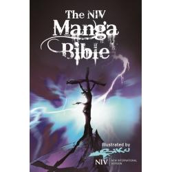 Engels, Bijbel, NIV, Manga Bible