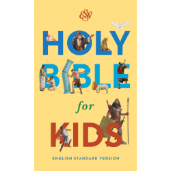 Engels, Bijbel, ESV, Holy Bible for Kids