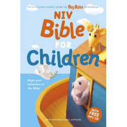 Engels, Bijbel, NIV, Bible for Children with free MP3 CD