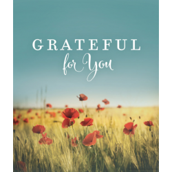 Engels, Boek, Grateful for you, Thomas Nelson