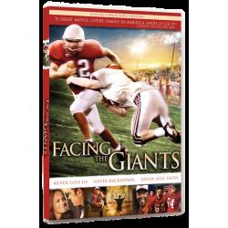 Engels, DVD, Facing the Giants, Alex Kendrick