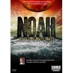 Engels, DVD, Noach and the last days