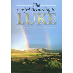 Lukas evangelie, Engels