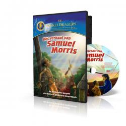 Kinder DVD, Nederlands-Engels, Het verhaal van Samuel Morris, Meertalig