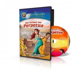 Kinder DVD, Nederlands-Engels, Het verhaal van Perpentina