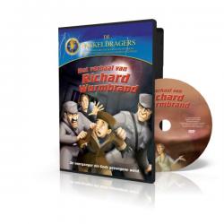 Kinder DVD, Nederlands-Engels, Het verhaal van Richard Wurmbrand, Meertalig