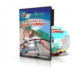 Kinder DVD, Nederlands-Engels, Het verhaal van Eric Liddell