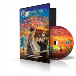 Kinder DVD, Nederlands-Engels, Het verhaal van Robert Jermain Thomas