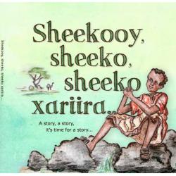 Somali-Engels, Brochure, Een verhaal, een verhaal, het is tijd voor een verhaal...,