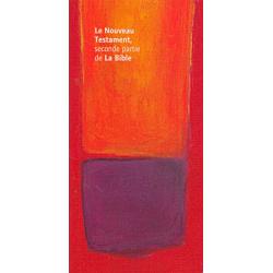 Frans, Nieuw Testament, Darby, Medium formaat, Paperback
