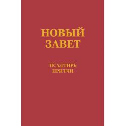 Russisch, Nieuw Testament + Ps & Spr., Medium formaat, Paperback