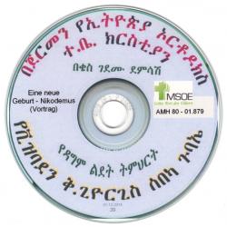 Amhaars, CD, Wedergeboren - Nicodemus