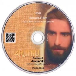 Armeens, DVD, Het verhaal van Jezus