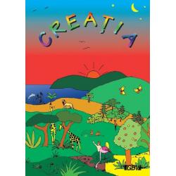 Roemeens, Kinderboek, De schepping, S. Franke