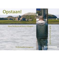 Nederlands, Boek, Opstaan met cd, Ionagroep