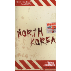 Engels, North Korea - The Voice of the Martyrs, P. Todd Nettleton