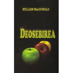 Roemeens, Het verschil, William MacDonald