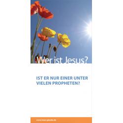 Duits, Traktaat, Wie is Jezus?