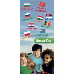 Meertalig traktaat, Goedendag! Oost-Europa uitgave.