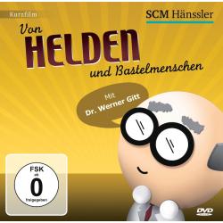 Duits, DVD, Von Helden und Bastelmenschen, Werner Gitt
