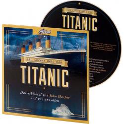 Duits, CD, De laatste held van de Titanic - luisterboek, Moody Adams