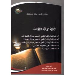 Arabisch, Relatie tussen God en de mensheid