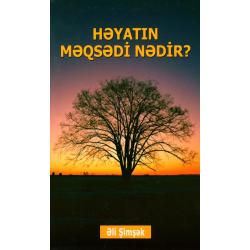 Azeri, Wat is de zin van het leven? Ali Simsek