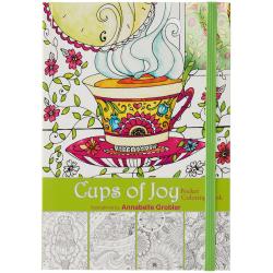 Engels, Kleurboek, Cups of Joy, Annabelle Grobler