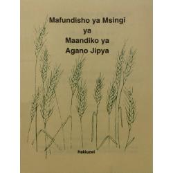 Swahili, Brochure, De leer van het nieuwe verbond in de Bijbel