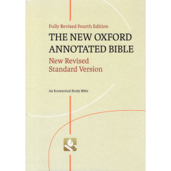 Engels, NRVS, The New Oxford Annotated Bible