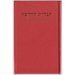 Hebreeuws – Duits Nieuw Testament