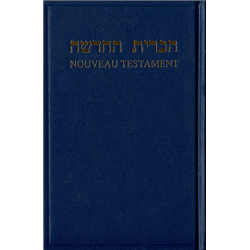 Hebreeuws – Frans Nieuw Testament