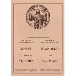 Kroatisch - Engels, Evangelie naar Johannes.