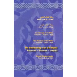Arabisch, Boek, De boodschap van de Bijbel, Meertalig