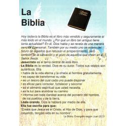 Spaans, Traktaat, De Bijbel