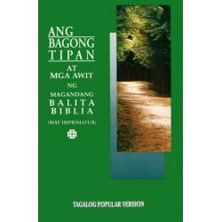 Tagalog, Nieuw Testament & Psalmen, Ang, Groot formaat
