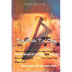 Vietnamees, Bijbelsdagboek, Extreme toewijding