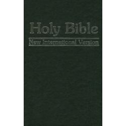 Engels, Bijbel, NIV, Groot formaat, Harde kaft