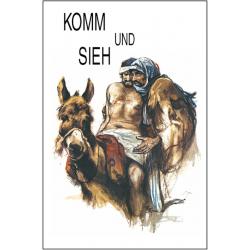 Duitse Kinderbijbel, KOM EN ZIE, Evert Kuijt & Reint de Jonge