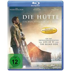 Duits - Engels Blu-ray, De hut